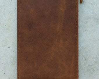iPad Air 2 | iPad Air  Leather Sleeve - AMARETTINI (Organic Leather) (Organic Leather)