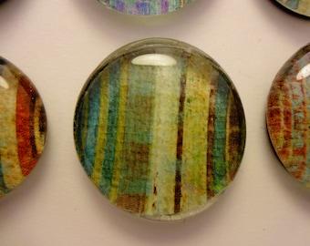 Stripe Magnet Set of 6