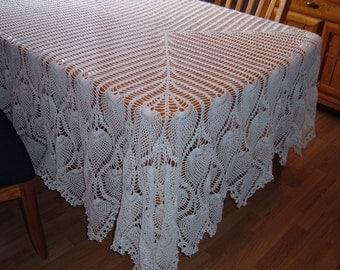 Crochet Art: Crochet Pattern of Simple Pineapple Crochet