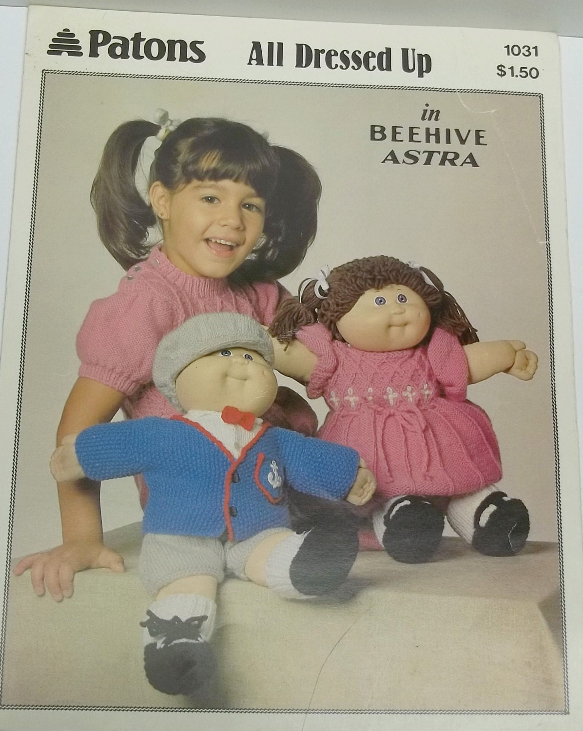 Knitting Patterns For Cabbage Patch Dolls : Cabbage Patch Dolls Knitting Patterns Free
