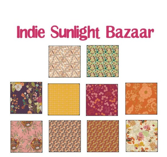 Crib Bedding, 3-piece, Minky Dot quilt, skirt, and fitted sheet, INdie Sunlight Bazaar, girl, fresh modern handmade, PLUSH for baby