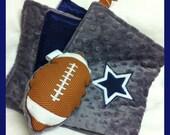 Dallas Cowboy's Blanket Set