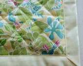 Quilted Placemats Set of Four 4
