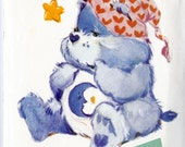Care Bear Bedtime Bear UNCUT Butterick Pattern 6226