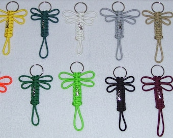 Cancer Awareness Dragonfly..Silver Ribbon Charm.. Breast Cancer.. All Cancers