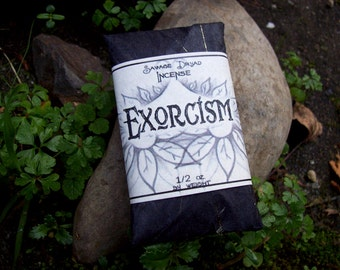 Exorcism- handmade premium loose incense