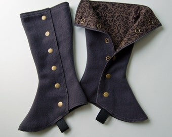Custom Tall Spats