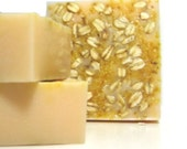 Grapefruit Orange Soap - Vegan - Enriched with coconut milk - Gift Soap with creamy bubbly lather - Guest Soap - party favors