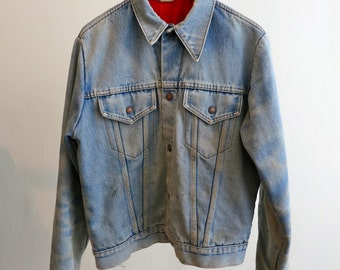 The 1960s Denim Jacket