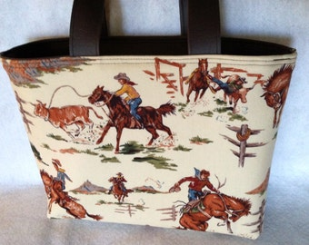 Cowboy Handbag