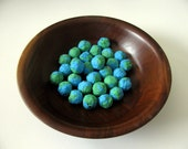 Earth Seed Bombs - Seed Balls - Wildflower Wedding Favor - Eco Friendly Seed Balls