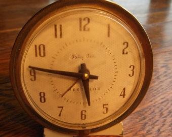 Westclock Baby Ben White Face Alarm Clock