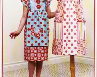 Rectangle dress pattern from Vanilla House