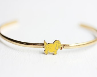 Sample Sale - Puppy Cuff Bracelet