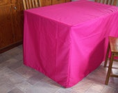 4 Foot Fitted Tablecloths