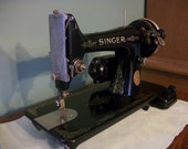 Singer 99 sewing machine - vintage 1934