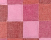 Robert Kaufman Chambray Patchwork in Red 1 yard...