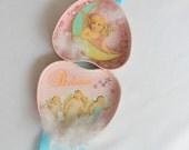 Little Angels Art Shrine, Altered Mint Tin Shrine, BELIEVE Angels Art