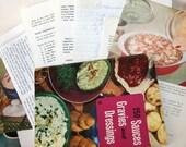 Vintage Cooking Ephemera Scrapbooking Paper Pack
