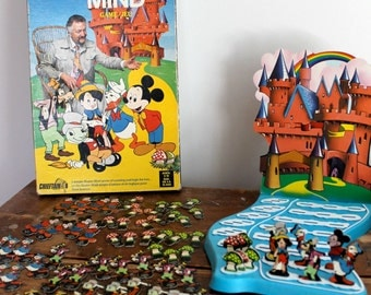 Vintage 70's Disney Master Mind game