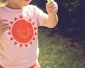 Sunny Days Toddler Tee