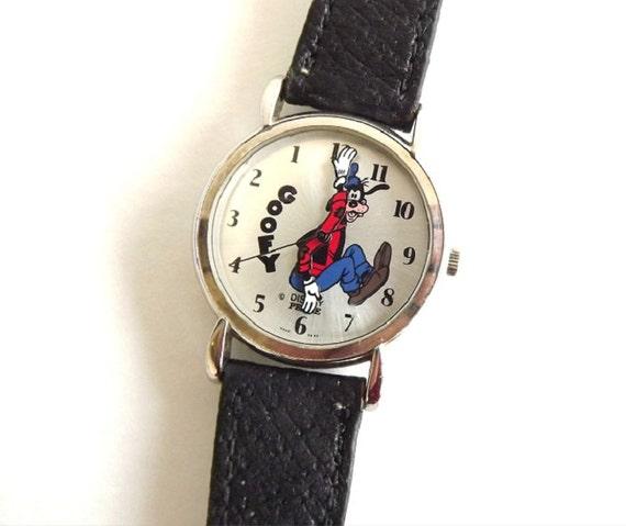 Vintage Watch Backwards Goofy Watch Pedre By