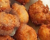 Free Recipe for Dixie's Hush Puppies