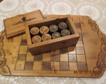 Checker Board Set