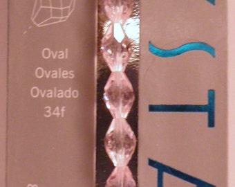 ON SALE  Rosaline Oval Crystazzi Crystal