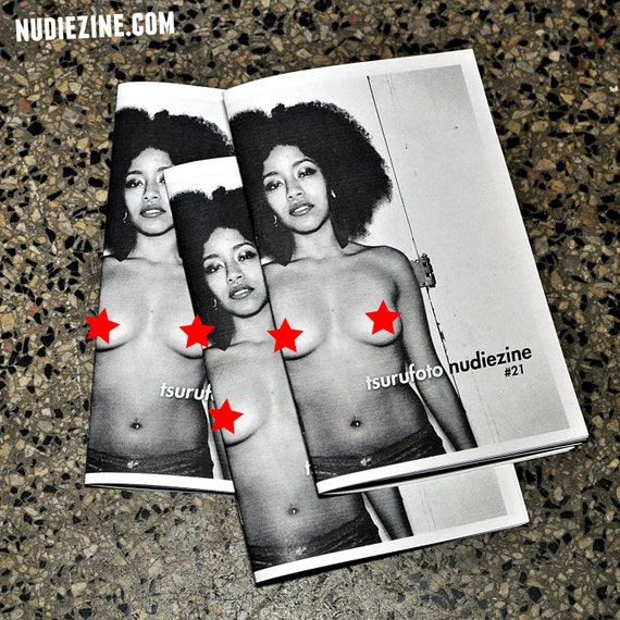 Holiday Clearance!!! NUDIEZINE Issue No 21: Beauty, Cam, Spliff, and our 2012 Nudiecrane Of The Year - MATURE