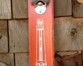 NC State Belltower Wall-mount Bottle Opener