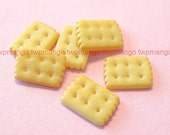 Lot of 20 Resin Biscuit Cabochon...Button...Flat Back...N78