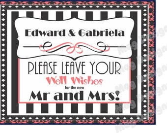 Private Listing for idogabs0829 Movie Themed Wedding Reception Signs