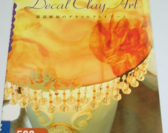 Decal Clay Art Book