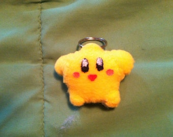 Instant Download - Starfy or Starly Plushie Pattern - Editable .PNG File - Custom Orders are Closed! - Nintendo Kawaii Cute Gaming Star