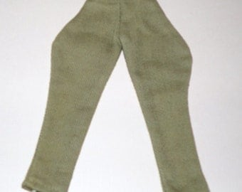 MADDIE Mod Western Wonderful 2764 Tan Pants dated 1972