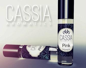 Vanilla Sandalwood Heliotrope Pink Sugar Oil Perfume Soft Sweet  Maraschino