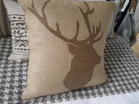 stag pillow game of thrones