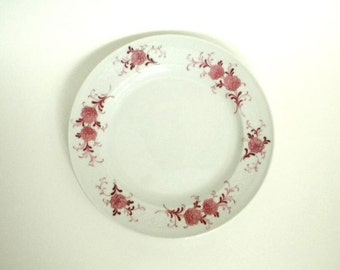 Seltmann Weiden Bavarian China Dessert Plate Made in West Germany