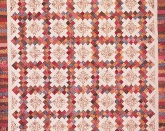 Wild Irish Rose Quilt Pattern  Miss Rosies Quilt Co.