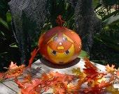 Primitive Halloween Gourds Pumpkins Candy Corn