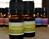 manipura power chakra oil