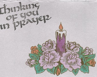Powerful Purple Prayer