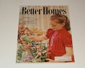 Vintage Better Homes and Gardens Magazine November 1959 - Retro 1950s Ads - Car Ads Paper Ephemera Scrapbooking