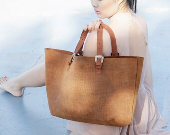 The Brown Tote