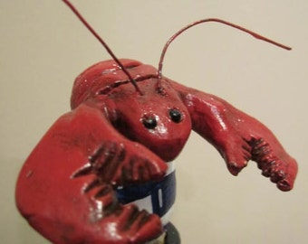 Wicked Lobster Wine Stopper