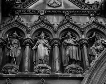 St. Giles Cathedral Edinburgh Scotland Royal Mile Scottish Architecture Fine Art Photo Scottish Photography Architectural Detail Photos