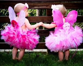 Baby Girl Costumes | Fairy Costumes | Halloween Costume Baby Girl | Baby Halloween Costume | Pink Fairy Tutu Costume
