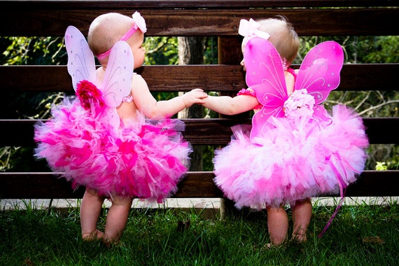 Pink Sugar Tutu Fairy Costume
