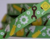 woven ribbon tools